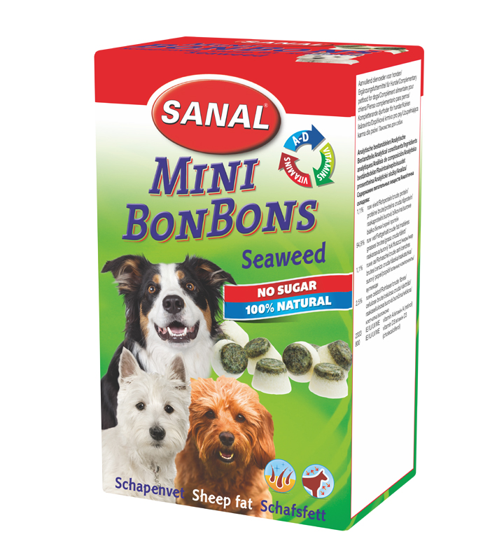 sanal-dog-Mini-BonBons-Seaweed
