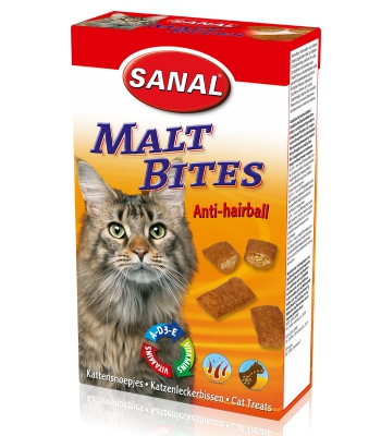 Malt Anti-Haarbal Bites